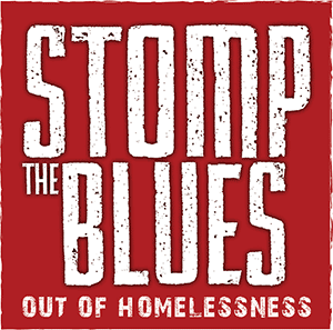 Stomp the blues out of homelessnes